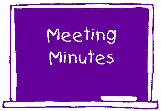 board meeting minutes template